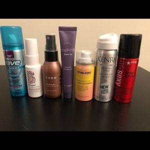 Mini hair care bundle
